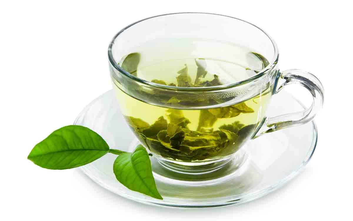 drenante del te verde